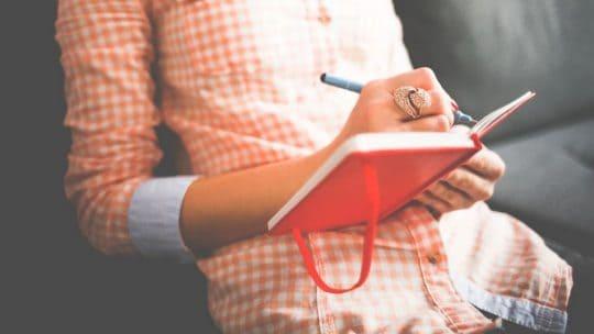 Come tenere un diario