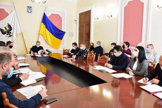 Погоджувальна рада затвердила питання порядку денного 5-ої сесії Чернігівської міської ради 8-го скликання