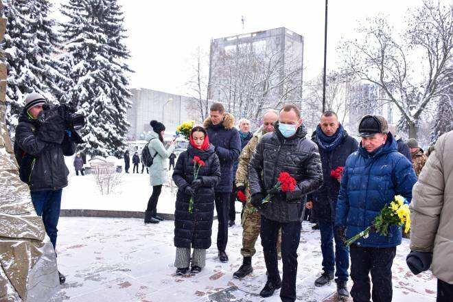 У Чернігові відзначили День вшанування учасників бойових дій на території інших держав