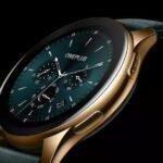 OnePlus 14 мая представит специальную версию OnePlus Watch с сапфировым стеклом и рамкой из кобальтового сплава