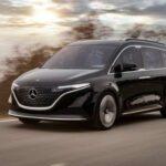 Mercedes-Benz Concept EQT: каким будет новый Т-Класс?