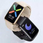 Клон Huawei Watch Fit, Huawei Band 6 и Huawei Band 6 Pro: инсайдер показал как будут выглядеть смарт-часы OPPO Watch Free