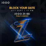 Vivo объявила глобальную презентацию смартфона iQOO Z5 5G с чипом Snapdragon 778G и экраном на 120 Гц