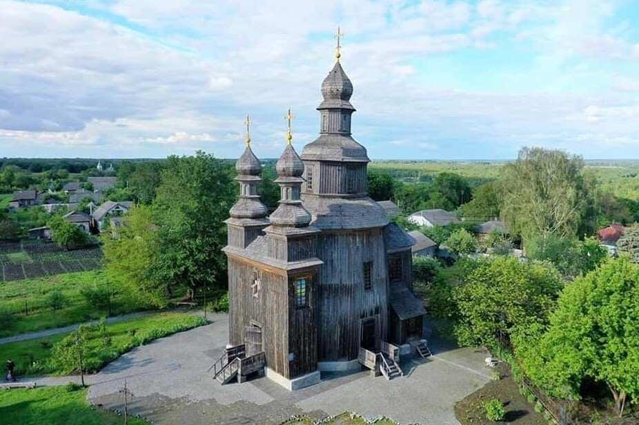 На Чернігівщині пам'ятку національного значення руйнує дощ
