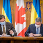 Украина и Канада создадут рабочую группу для упрощения визового режима – МИД Украины