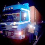 Нетвереза 21-річна водійка на одеській трасі не знала, як зупинити вантажівку