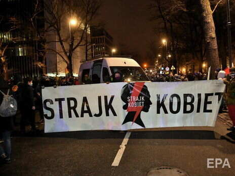 В Польше вступило в силу решение о запрете абортов