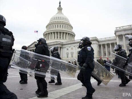 """""""Обстановка повышенной угрозы"""". Министерство безопасности США опасается беспорядков в ближайшие недели"""