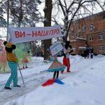 """""""Ви - наші герої"""": для онкохворих дітей в Черкасах виступили аніматори (ФОТО)"""