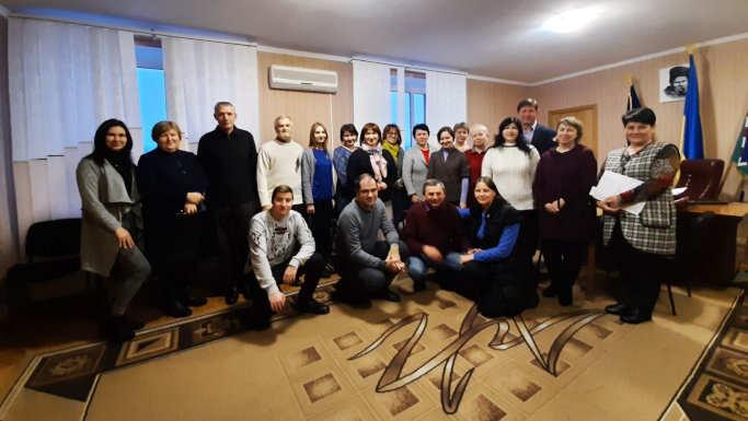 Тальнівська райдержадміністрація припиняє роботу