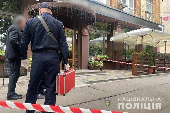 У поліції відреагували на ранкову стрілянину в центрі Черкас