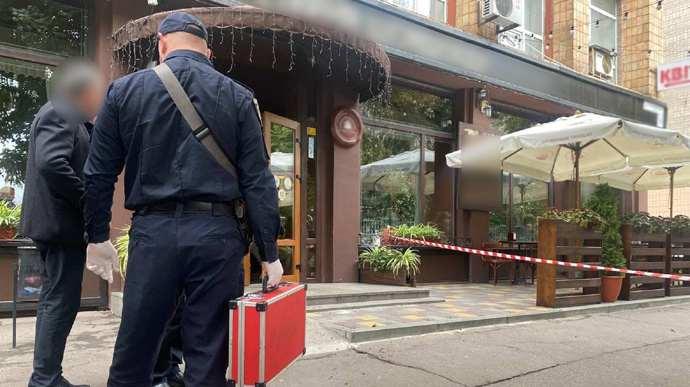 В Черкассах в кафе расстреляли криминального авторитета