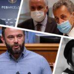 Итоги дня 1 марта: приговор Саркози, ДТП с Дубинским и новый виток дела против Шария