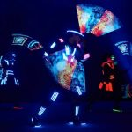 Світлодіодне та піксельне шоу: у Рогатині на День міста виступить театр світла