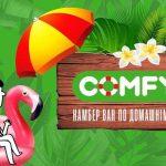 Comfy запустил мобильное приложение и разыгрывает бонусы за регистрацию: 1 бонус — 1 гривна на покупки