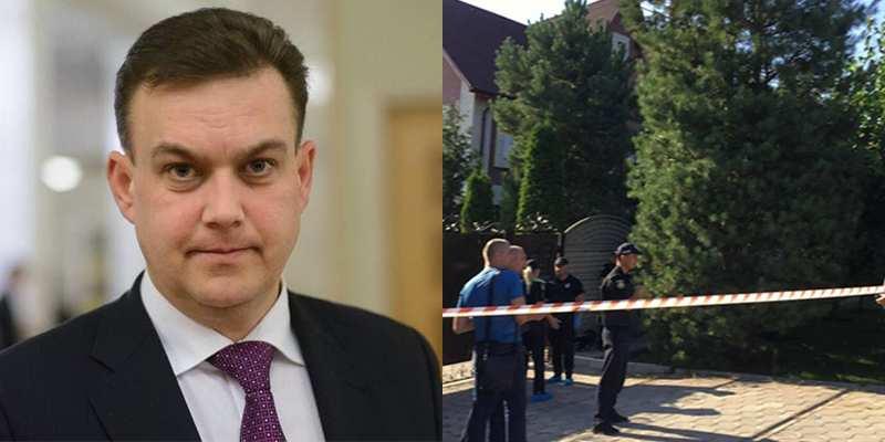 Присел у входа, установил ружье и выстрелил: появилось видео последних минут жизни Константина Павлова
