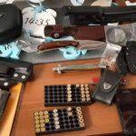 В Харькове задержали группу с незаконным арсеналом оружия (Фото)