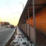 Дерев'яний тротуар на проспекті Науки: у прокуратурі розповіли, чому пішли до суду тільки зараз (ВІДЕО)