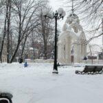 Завтра в Харькове - до 17 градусов мороза