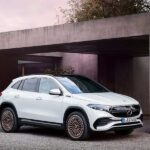 Mercedes представил свой компактный электрокар