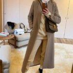 Что носить зимой: 10 базовых образов от Роузи Хантингтон-Уайтли