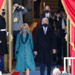 Образ Первой леди США Джилл Байден на церемонии инаугурации
