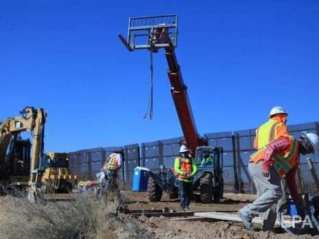 В Мексике приветствовали решение Байдена прекратить строительство стены на границе стран