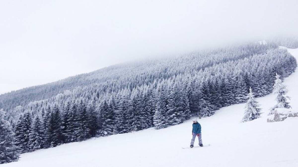 В Карпатах потерялся лыжник из Киева
