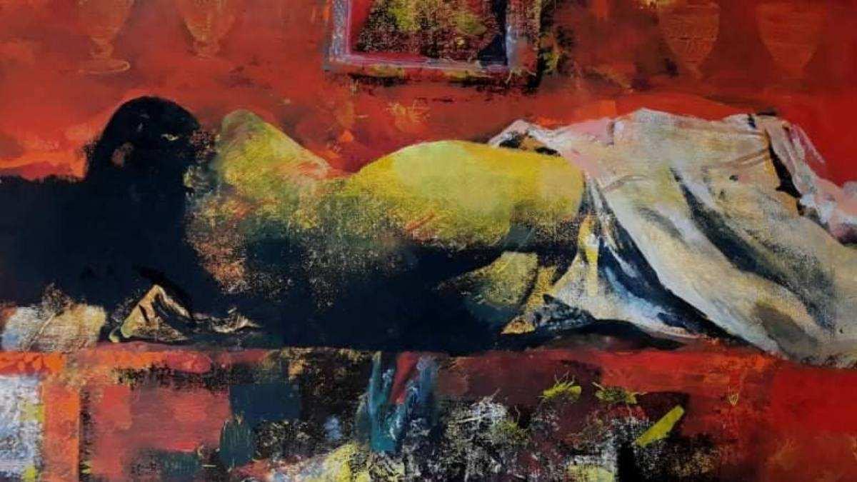 Эротика в искусстве: в Киеве новую выставку современного художника Андрея Блудова «ХХХ»