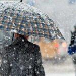 Оттепель, дожди и гололед: прогноз погоды до конца недели