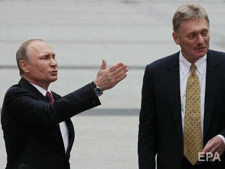 Кремль готовит ответные меры на санкции ЕС и США