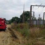 На Хмельниччині вибухнула електрична підстанція