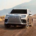 Новый Lexus LX обзавелся четырехместным салоном. А что с моторами?
