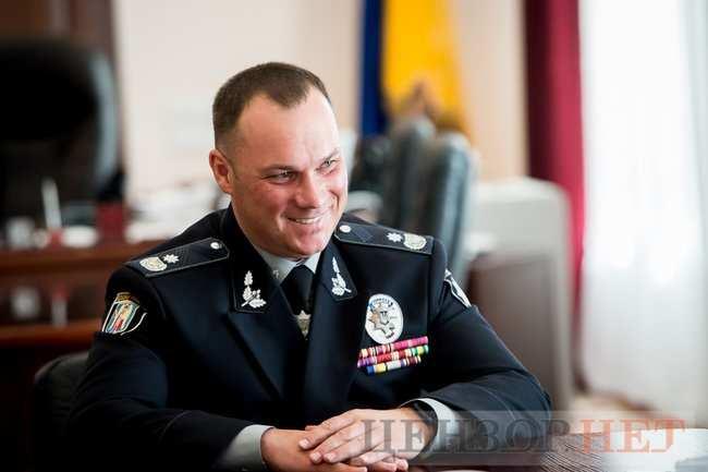 Глава киевской полиции назвал не очень большим число квартирных краж в столице