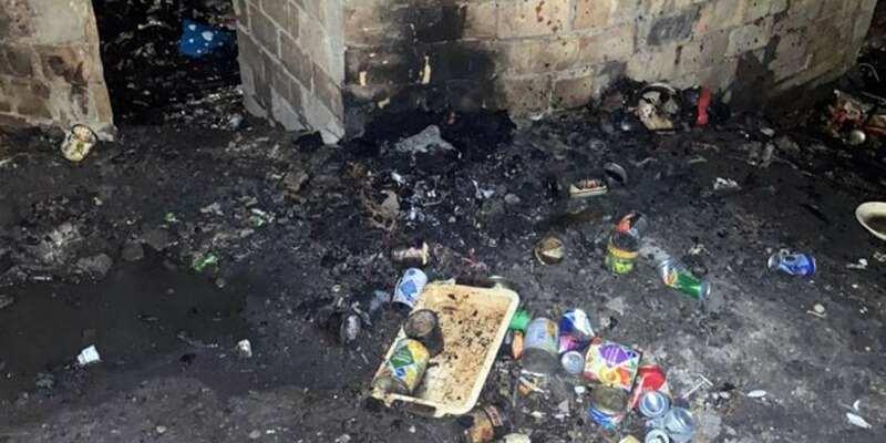В Киеве из-за обиды заживо сожгли мужчину: первые детали, фото и видео