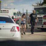 В США шестиклассница стреляла в школе и ранила несколько человек