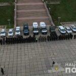 На Херсонщине обеспечивать порядок на праздниках и поминальных днях будут 700 полицейских