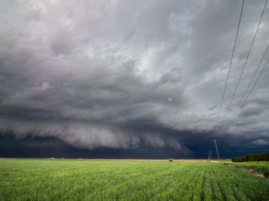 В Украине ожидается резкое изменение погоды