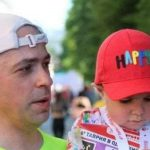 Четырехлетний спортсмен установил впечатляющий рекорд на полумарафоне в Одессе (фото, видео)