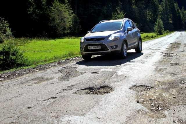 Адские дороги к райским уголкам. Как мечты об отдыхе в Украине разбиваются о бездорожье