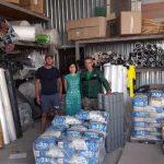 На Херсонщині благодійники підтримують ветеранів АТО