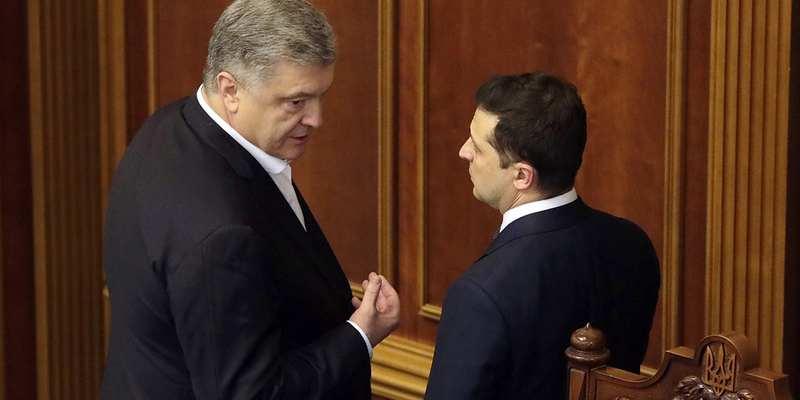 Куда же делись Порошенко и другие критики Зеленского? В Украине заметили интересный момент со сделкой по СП-2