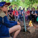 Более половины украинских детей проводят лето дома