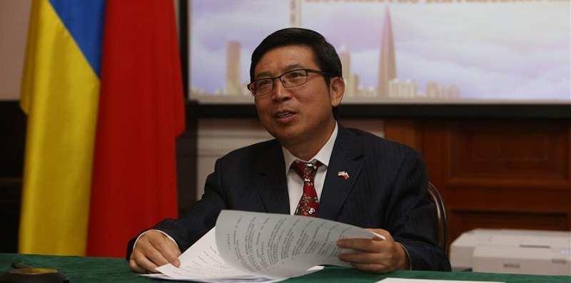 Посол Китая в Украине написал письмо находящемуся под домашним арестом Медведчуку