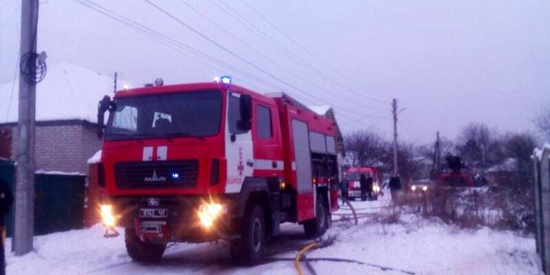 Задымление возникло возле газового счетчика: появилась новая версия пожара в Харькове