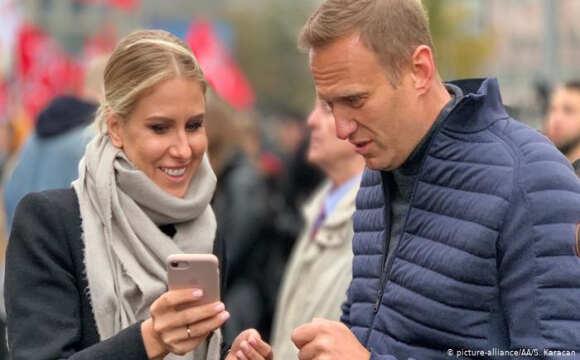 У Москві затримали юристку Навального