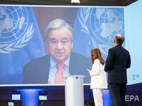 Генсек ООН объяснил, почему важно вакцинировать от СOVID-19 бедные страны