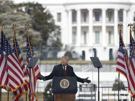 Трамп может направить в Сенат США письменные показания по делу об импичменте – СМИ