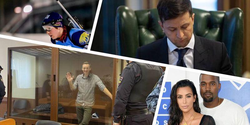 Итоги дня 20 февраля: Зеленский подписал указ о санкциях против Медведчука, суд в России принял окончательное решение по Навальному