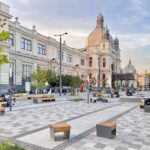 Львів здобув міжнародну нагороду за реконструкцію Двірцевої площі
